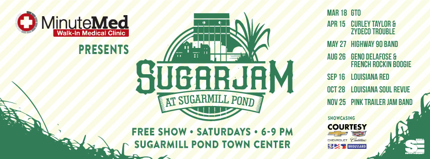 showing 3rd image of Sugar Jam Youngsville La 2018
