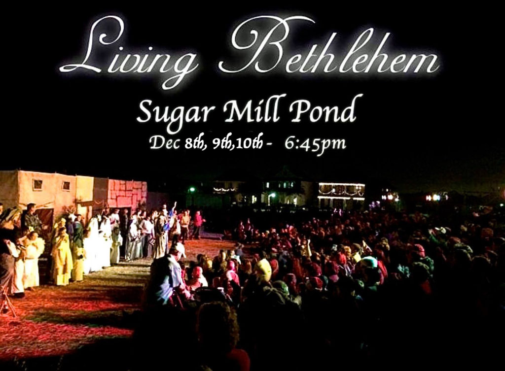 Living Bethlehem @ Sugar Mill Pond | Youngsville | Louisiana | United States