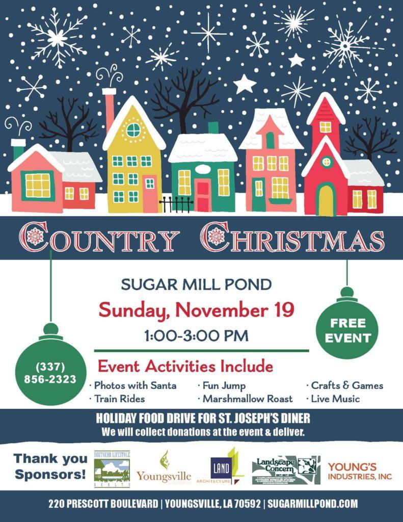 country christmas sugar mill pond - Free Country Christmas Music