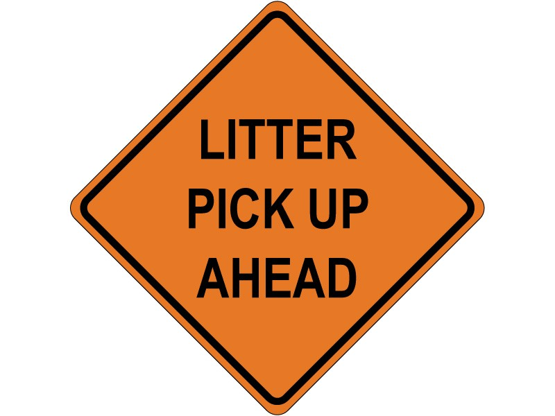 Litter Pick Up Day