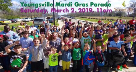 Youngsville Mardi Gras Parade