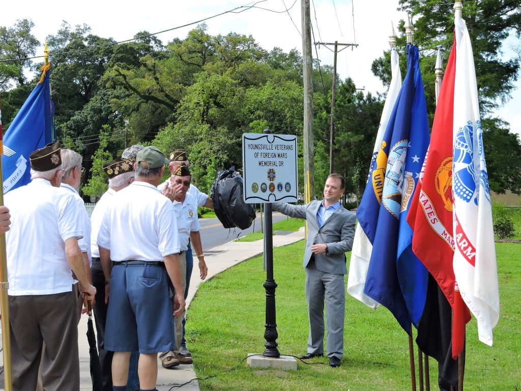 Youngsville Veterans Memorial