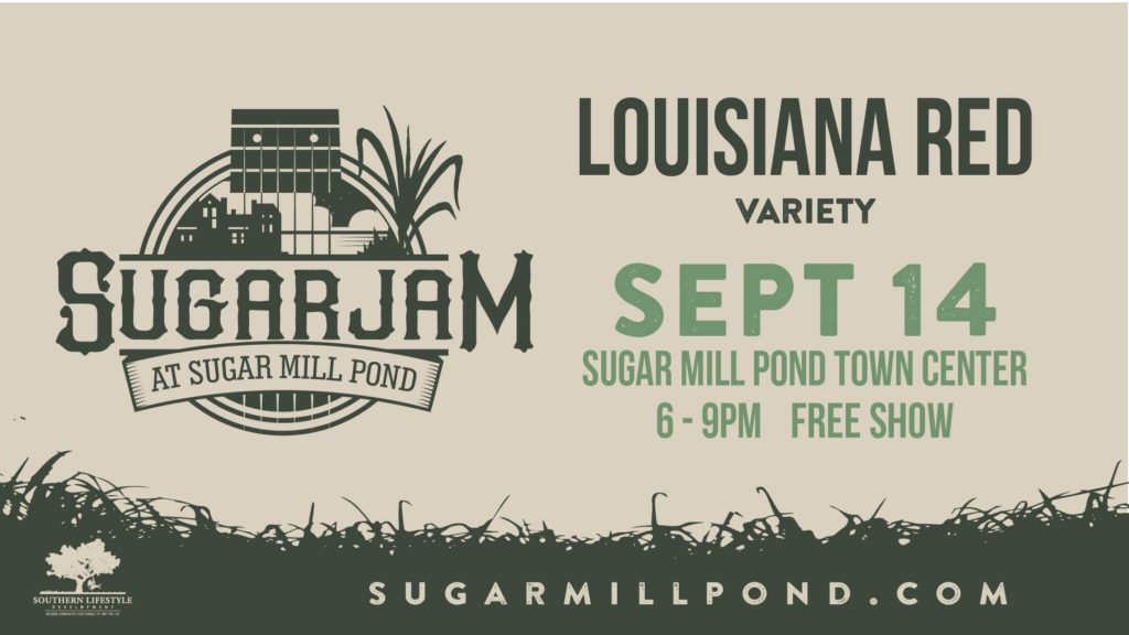 Sugar Jam @ Sugar Mill Pond | Youngsville | Louisiana | United States
