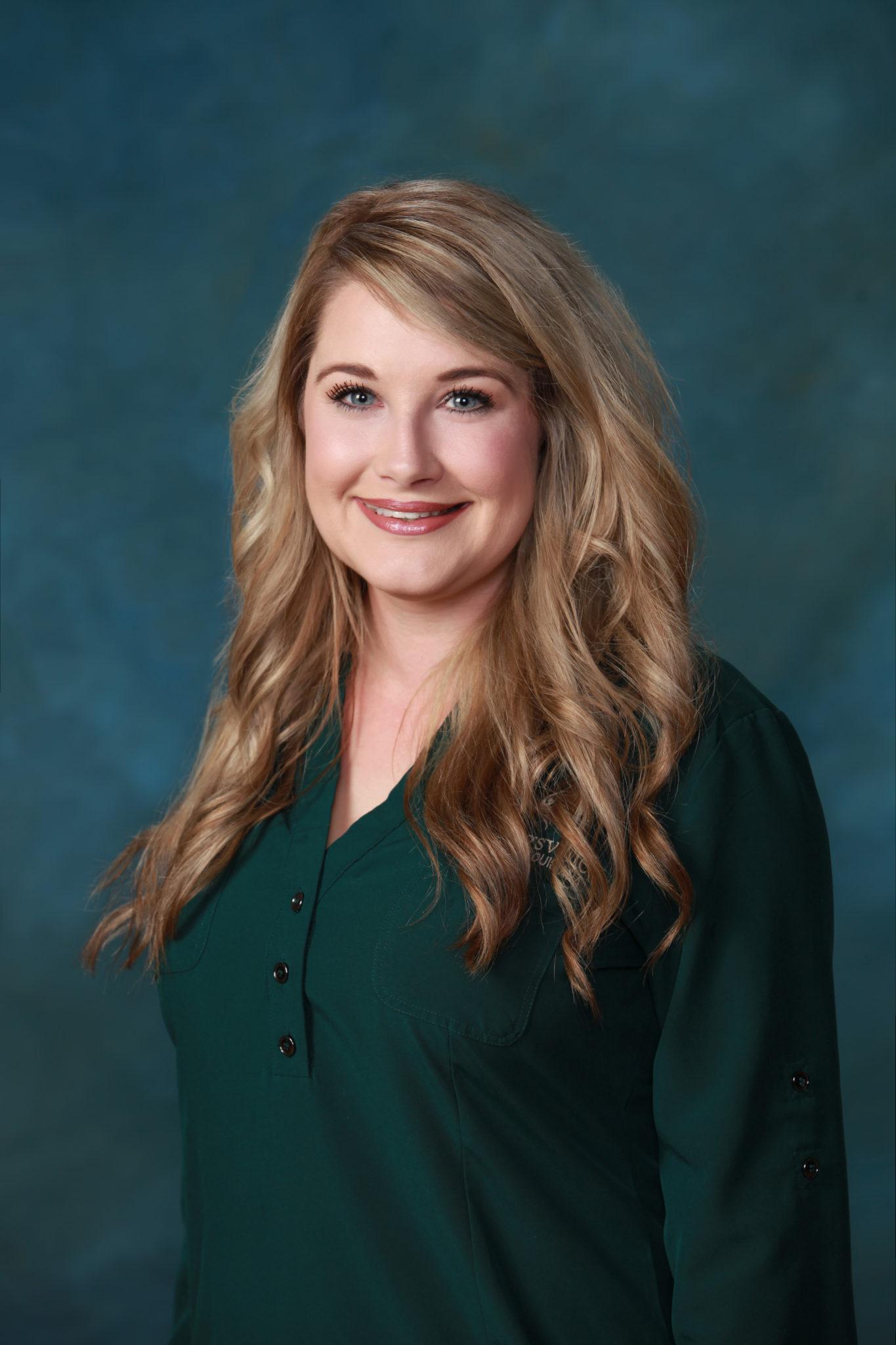 Kayla Lemke - Receptionist
