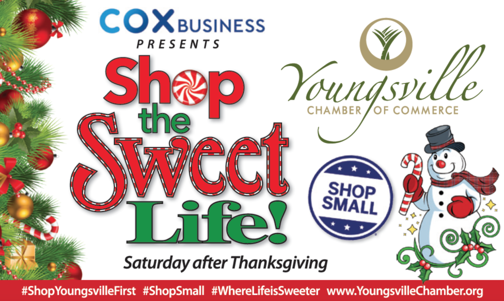 Shop the Sweet Life @ Youngsville, LA | Youngsville | Louisiana | United States