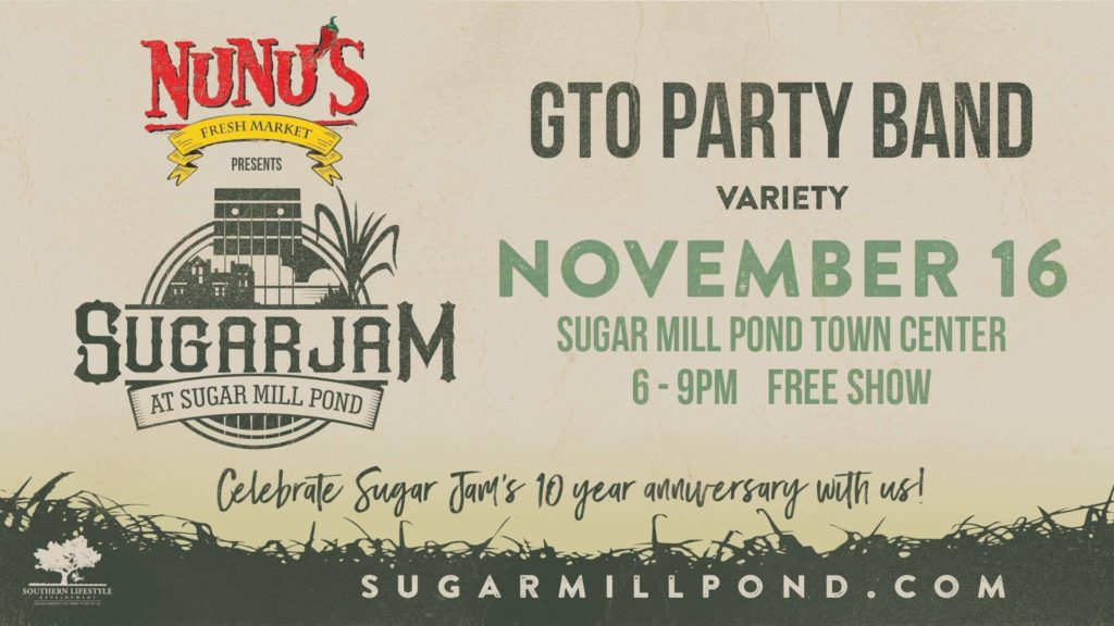Sugar Jam @ Sugar Mill Pond | Youngsville | Louisiana | United States