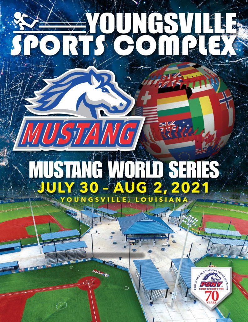 PONY Mustang World Series